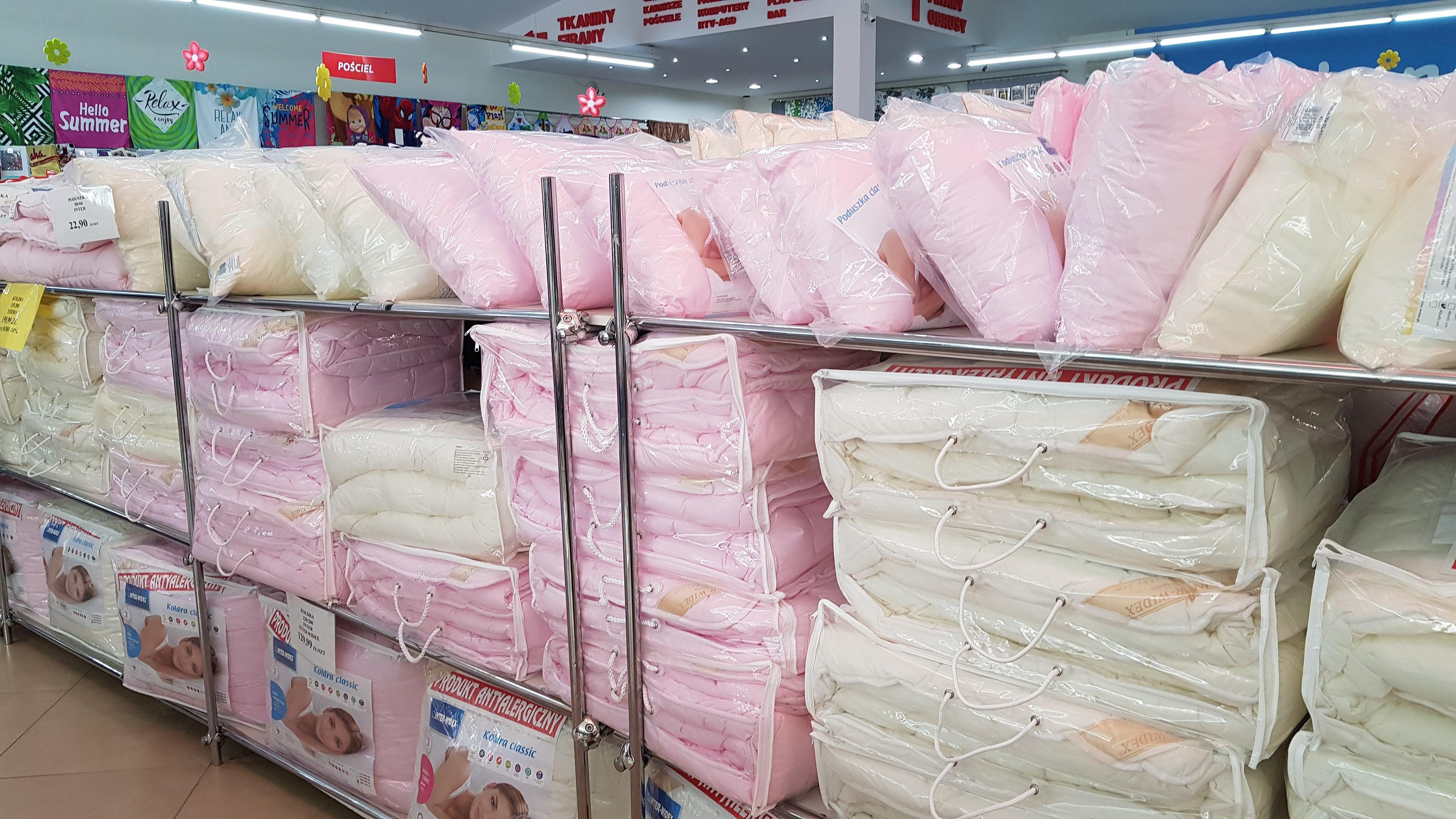 Kołdry robi brodnica gdzie kupić kołdry tanie kołdry